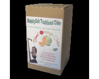 WobblyGob 4kg - 40 Pint - Blood Orange Cider Ingredient Kit