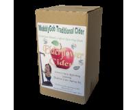 WobblyGob 4kg - 40 Pint - Elderflower Cider Ingredient Kit