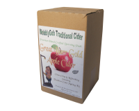 WobblyGob 4kg - 40 Pint - Great Barr Gold Apple Cider Ingredient Kit