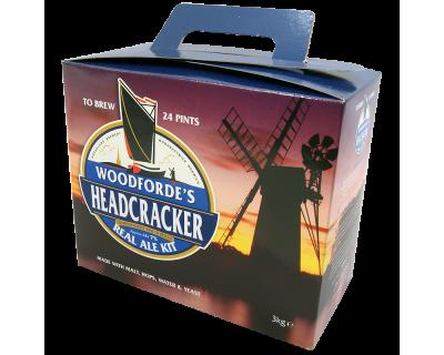 Woodfordes Head Cracker