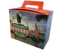 SPECIAL OFFER - Woodfordes Wherry - 40 Pint Beer Kit - Damaged Box