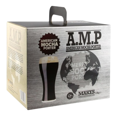 Youngs Boxed 3kg - American Mocha Porter A.M.P.