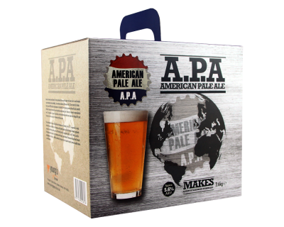 Youngs Boxed 3.6kg - American Pale Ale - A.P.A.