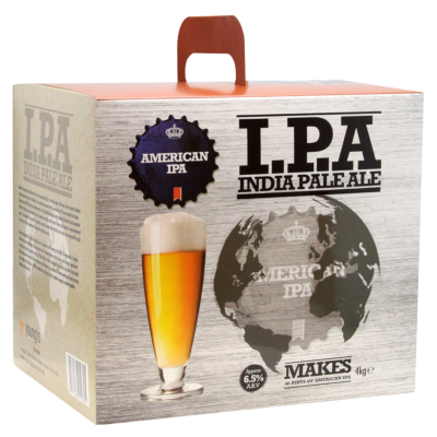 Youngs Boxed 4kg - American IPA - I.P.A