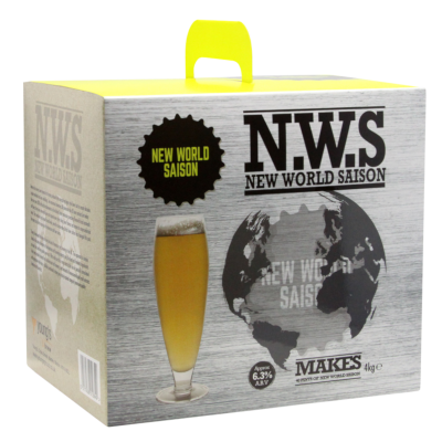 Youngs Boxed 4kg - New World Saison - N.W.S.