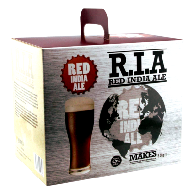 Youngs Boxed 3kg - Red India Ale R.I.A.