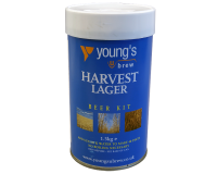 Youngs Harvest 1.5kg - Lager