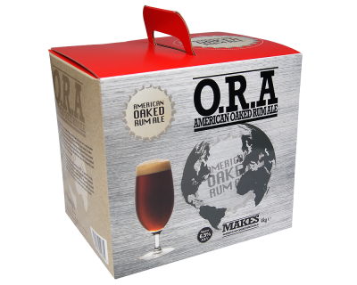 Youngs Boxed 4kg - American Oaked Rum Ale - O.R.A.