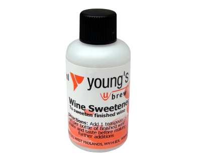 Youngs Wine Sweetener - 50ml
