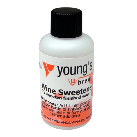 Wine Sweetener 50ml Tub