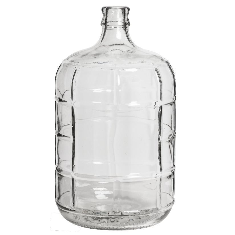 Cleaning Glass Carboy