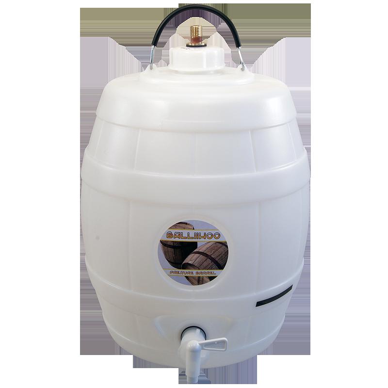 balliihoo 5 gallon pressure barrel beer keg with s30 piercing valve cap ebay. Black Bedroom Furniture Sets. Home Design Ideas