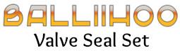 Balliihoo Valve Seal Set