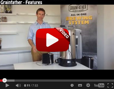 Grainfather Features Video