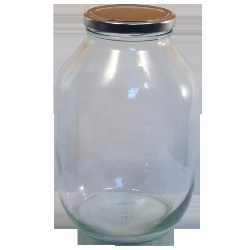 Gallon Glass Pickle Jar